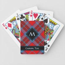 Clan MacTavish Tartan Bicycle Playing Cards