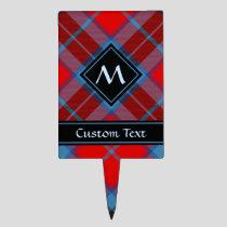 Clan MacTavish Tartan Cake Topper