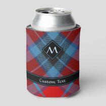 Clan MacTavish Tartan Can Cooler