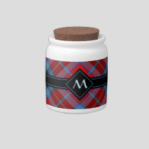 Clan MacTavish Tartan Candy Jar