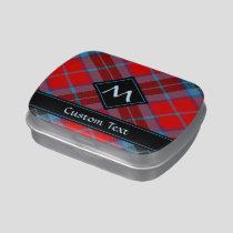 Clan MacTavish Tartan Candy Tin