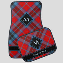 Clan MacTavish Tartan Car Floor Mat