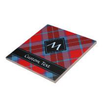 Clan MacTavish Tartan Ceramic Tile
