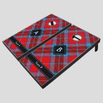 Clan MacTavish Tartan Cornhole Set