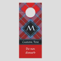 Clan MacTavish Tartan Door Hanger