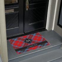 Clan MacTavish Tartan Doormat