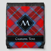 Clan MacTavish Tartan Drawstring Bag