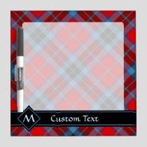 Clan MacTavish Tartan Dry Erase Board