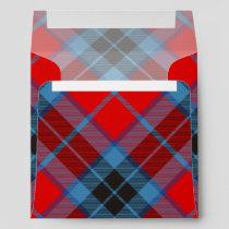 Clan MacTavish Tartan Envelope