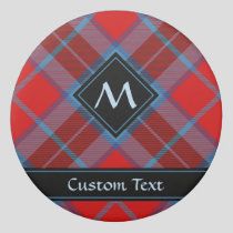 Clan MacTavish Tartan Eraser