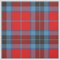 Clan MacTavish Tartan Fabric