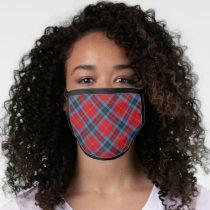 Clan MacTavish Tartan Face Mask