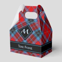 Clan MacTavish Tartan Favor Box