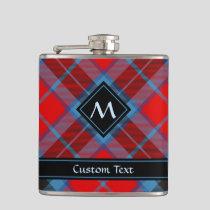 Clan MacTavish Tartan Flask