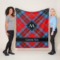 Clan MacTavish Tartan Fleece Blanket