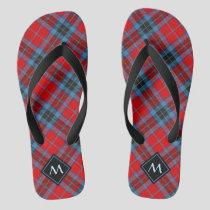 Clan MacTavish Tartan Flip Flops