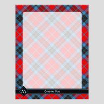 Clan MacTavish Tartan Flyer