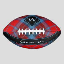 Clan MacTavish Tartan Football