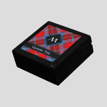 Clan MacTavish Tartan Gift Box