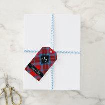 Clan MacTavish Tartan Gift Tags