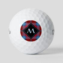 Clan MacTavish Tartan Golf Balls