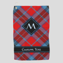 Clan MacTavish Tartan Golf Towel