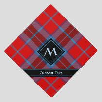Clan MacTavish Tartan Graduation Cap Topper