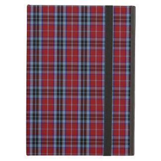 Clan MacTavish Tartan iPad Air Cases