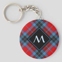 Clan MacTavish Tartan Keychain