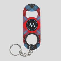 Clan MacTavish Tartan Keychain Bottle Opener