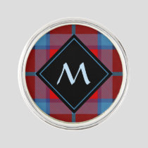 Clan MacTavish Tartan Lapel Pin