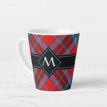 Clan MacTavish Tartan Latte Mug