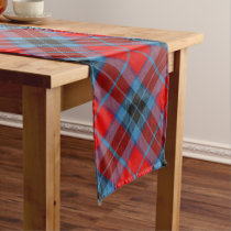 Clan MacTavish Tartan Long Table Runner