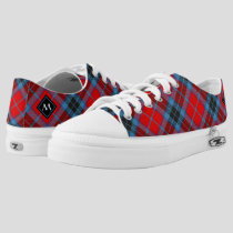 Clan MacTavish Tartan Low-Top Sneakers