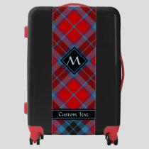 Clan MacTavish Tartan Luggage
