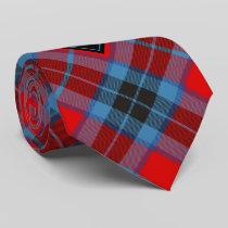 Clan MacTavish Tartan Neck Tie