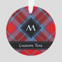 Clan MacTavish Tartan Ornament