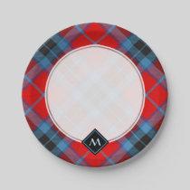 Clan MacTavish Tartan Paper Plate