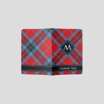 Clan MacTavish Tartan Passport Holder