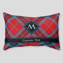 Clan MacTavish Tartan Pet Bed