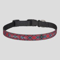 Clan MacTavish Tartan Pet Collar