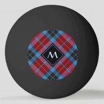Clan MacTavish Tartan Ping Pong Ball