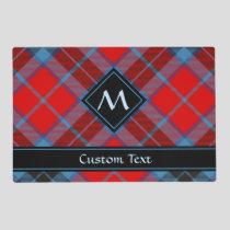 Clan MacTavish Tartan Placemat