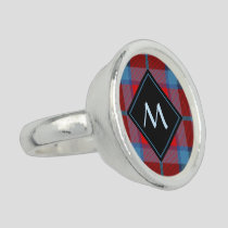 Clan MacTavish Tartan Ring