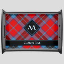 Clan MacTavish Tartan Serving Tray