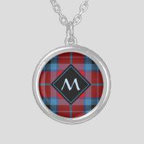 Clan MacTavish Tartan Silver Plated Necklace