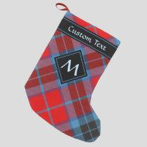 Clan MacTavish Tartan Small Christmas Stocking