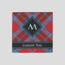 Clan MacTavish Tartan Stone Magnet