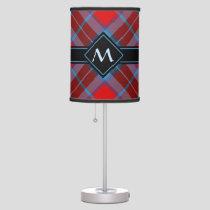 Clan MacTavish Tartan Table Lamp