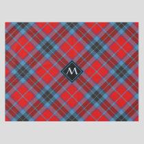 Clan MacTavish Tartan Tablecloth
